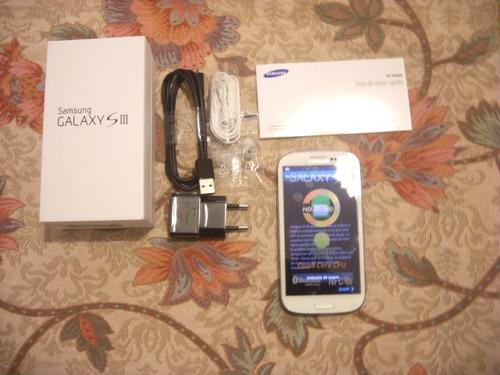 pedido samsung galaxy s3 i9300 16gb made korea nfc