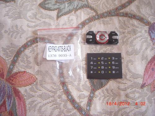 pedido: teclado externo sony ericsson w705 negro
