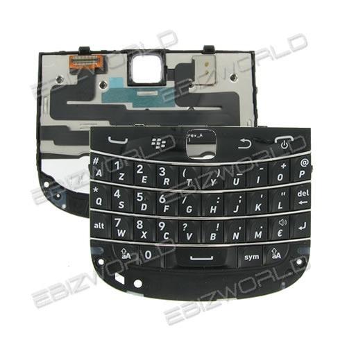 pedido: teclado+interno externo numerico blackberry 9900