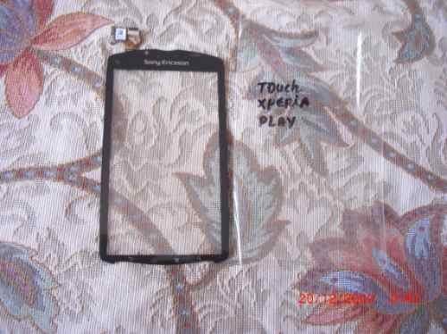 pedido: touch screen pantalla tactil xperia play sony ericss