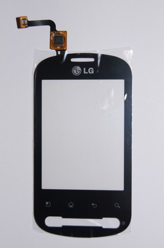 pedido:  touch screen tactil externo lg p350