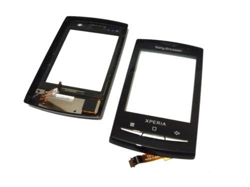 pedido touch screen tactil x sony ericsson  xperia mini pro