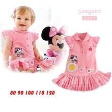 pedido vestido bebe minnie engreida de 1 a 5 anos