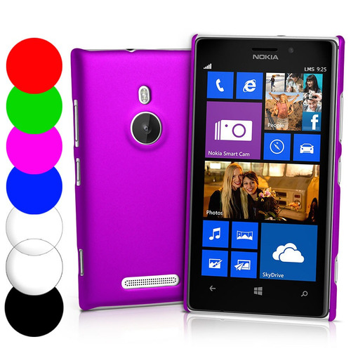 pedido:case estuche nokia lumia 925 + protector display mica
