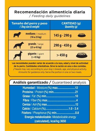 pedigree alimento para perro adulto 15 kg