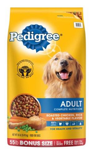pedigree alimento para perros - perrarina 25 kg