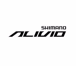 pedivela shimano alivio 27v m4050 40/30/22 + movimento bb52