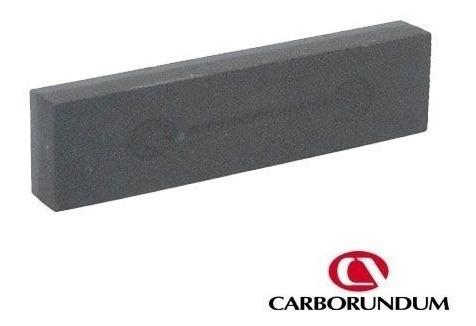 pedra afiar dupla face   grande carborundum 108n original