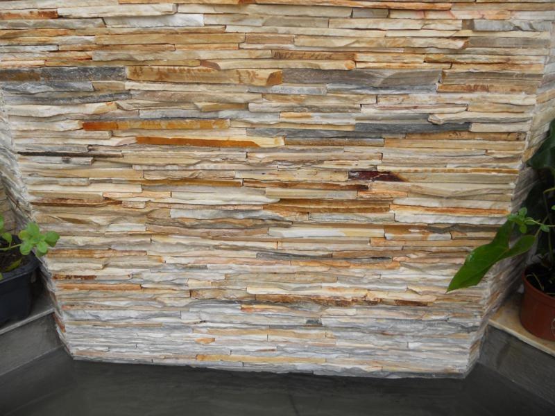 Pedra canjiquinha para revestimento de paredes r 35 00 - Revestimiento exterior piedra ...