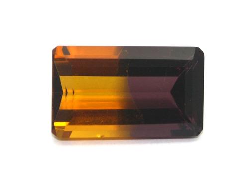 pedra citrino bicolor 24klt p742