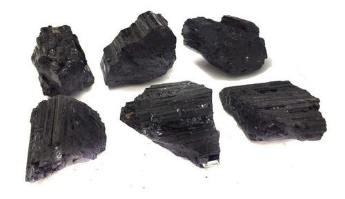pedra cristal bruta turmalina negra proteção purificação 552