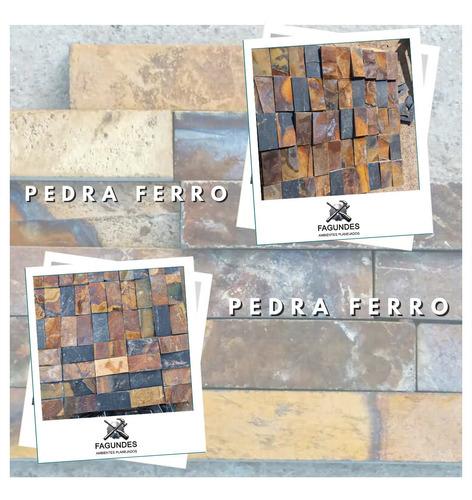 pedra ferro decorativa - vale do paraiba