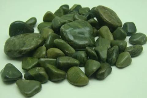 Pedra Jaspe Verde (unidade) - R$ 18,00 em Mercado Livre