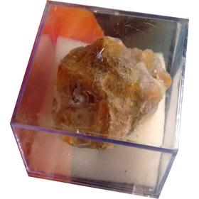 Pedra Opala (original) Tesouros Da Terra + Fascículo 24