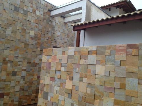 pedra são tomé mosaico/canjiquinha na tela menor preço de sp