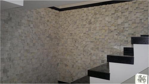pedra são tomé mosaicos e filetes - promoção sp frete grátis