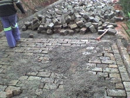 pedras paralelepípedos rj