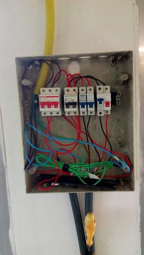 pedreiro e eletricista, garantemos a qualidade do serviço.