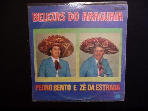 pedro bento e zé da estrada - belezas do araguaia - lp