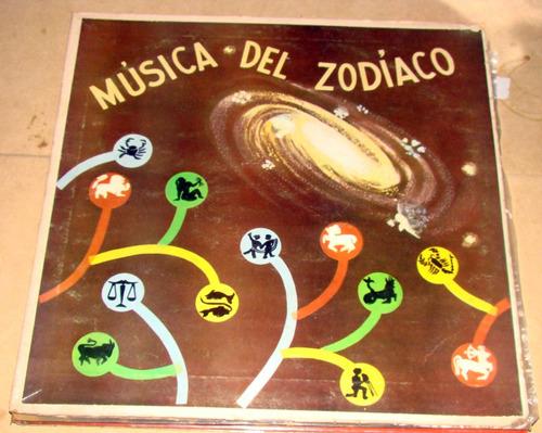 pedro bustos musica del zodiaco lp argentino
