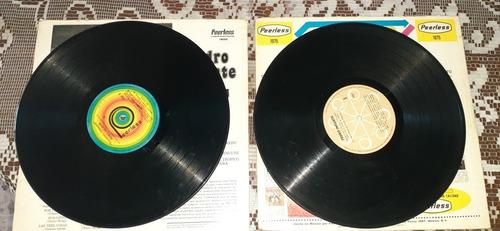pedro infante pack de dos discos de vinilo