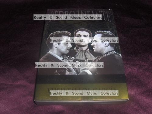 pedro infante vuelven los garcia dvd + cd 50 aniversario us