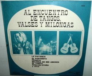 pedro laurenz del piano tangos valses vinilo argentino