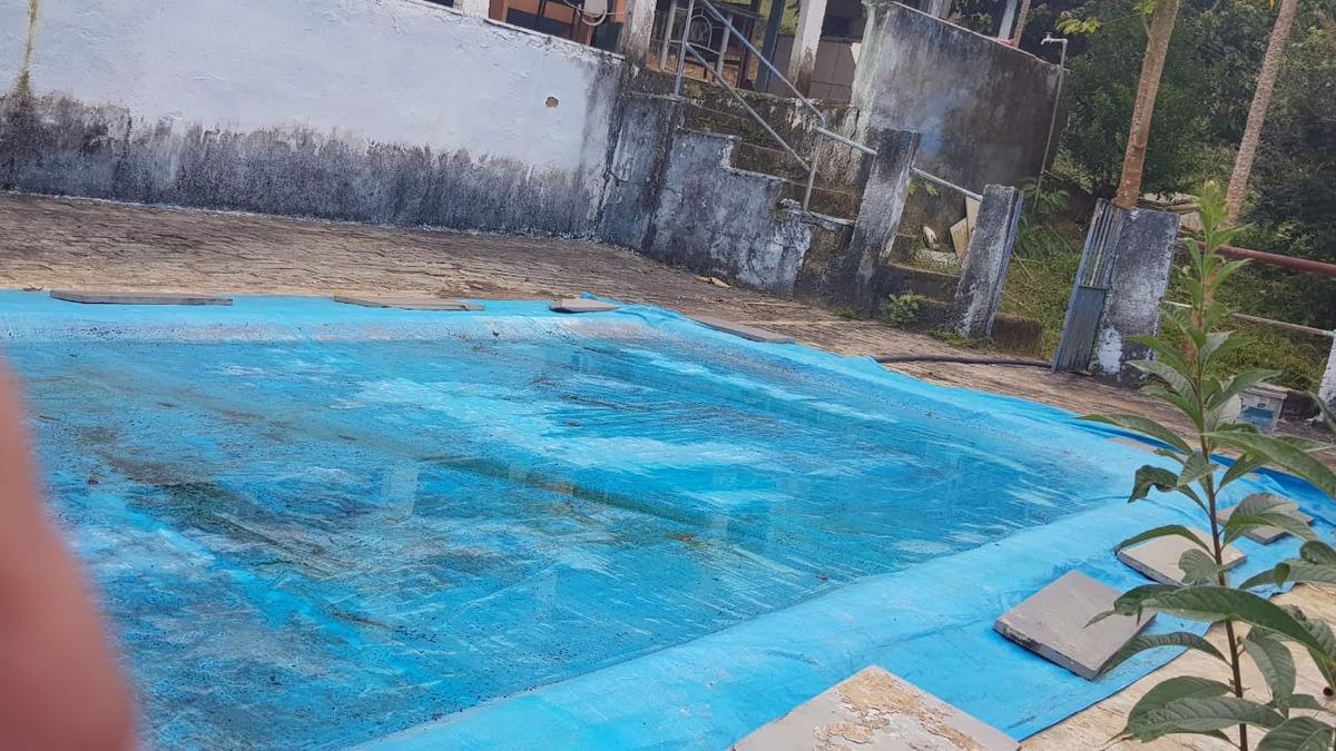 pedro toledo/chácara c/piscina e pomar/parcela/ref:04875