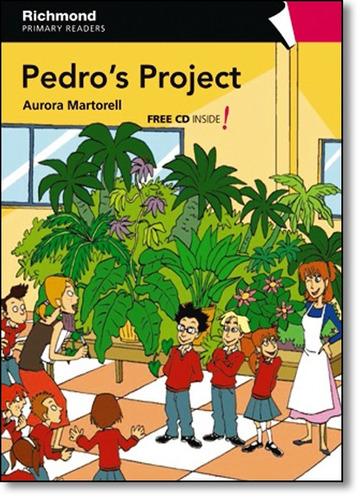 pedros project first readers level 4 acomp de martorell auro