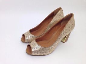 6d443e5e7 Peep Toe Marrom - Calçados, Roupas e Bolsas no Mercado Livre Brasil