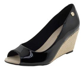 d114c96e8 Sapato Anabela Feminino Moleca - Calçados, Roupas e Bolsas com o ...