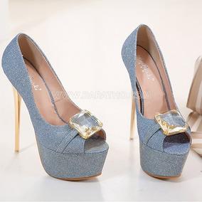 b5ee774f6e Sapatos Femininos Importados Baratos. Frete Gratis! - Sapatos no Mercado  Livre Brasil