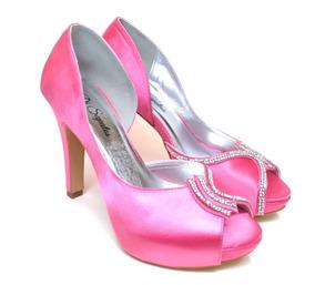 2133362e5e Sapatos Para Debutantes Rosa Pink no Mercado Livre Brasil