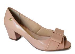 ef3466b36 ^ ^ Sapato De Salto Czarina Rosa Choque N 35 Peep Toe - Sapatos Peep toes  em Itaúna com o Melhores Preços no Mercado Livre Brasil