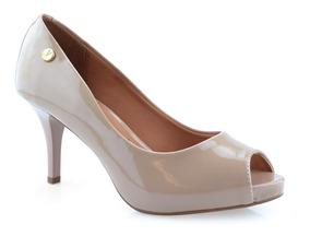 64a87517d Peep Toe Nude - Sapatos para Feminino com o Melhores Preços no Mercado  Livre Brasil