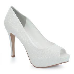 315d24daf Salto Brilhante - Sapatos com o Melhores Preços no Mercado Livre Brasil