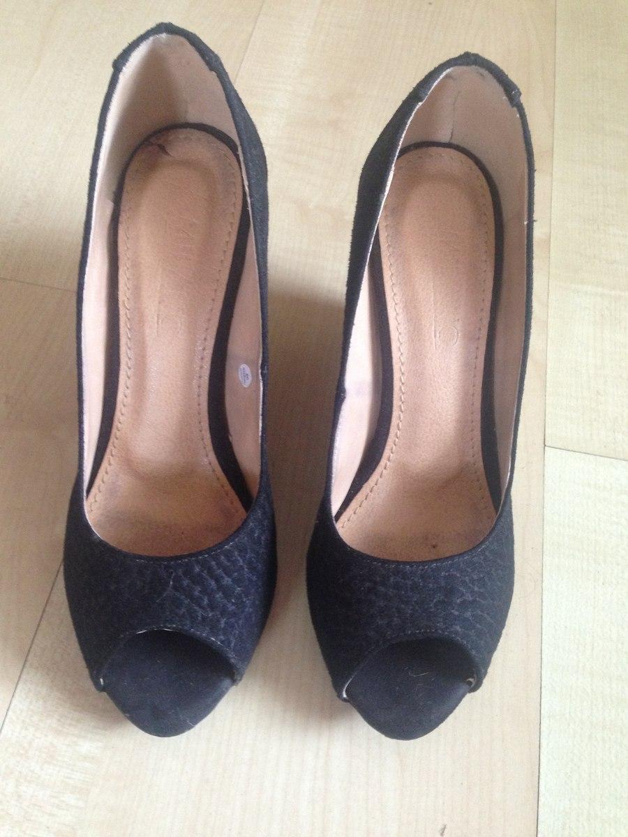 30efacf334 Sapato Feminino Peep Toe Salto Anabela Em Espadrilha - R  68