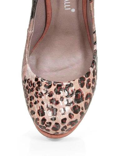 51dcbca6d peep toe sapatos scarpin. Carregando zoom... sapatos salto alto scarpin  onça peep toe aliris ...