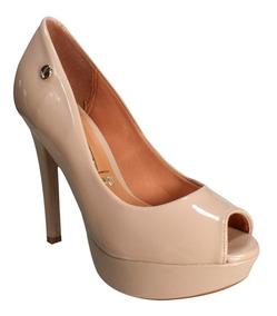 327726f476c46 Peep Toe Anabela Vizzano - Sapatos com o Melhores Preços no Mercado Livre  Brasil