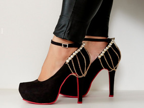 617b8249c5 Peep Toe Tamanho 42 Feminino - Sapatos no Mercado Livre Brasil