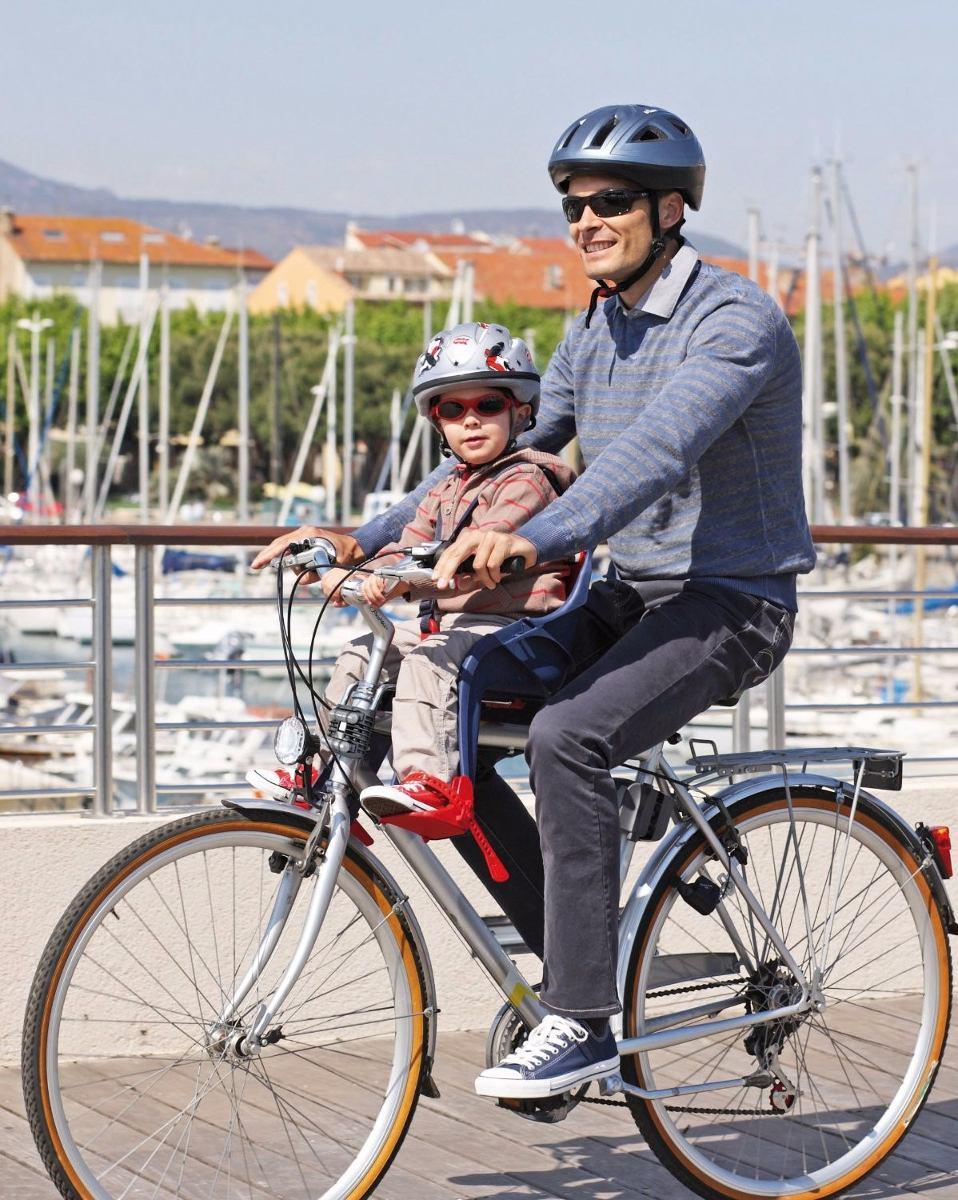 asiento sillita infantil paseo en bicicleta peg perego. Black Bedroom Furniture Sets. Home Design Ideas