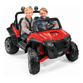 Peg Perego Polaris Rzr 900 Red Carro Eléctrico Niños
