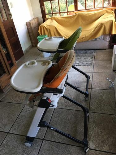 peg perego silla comer