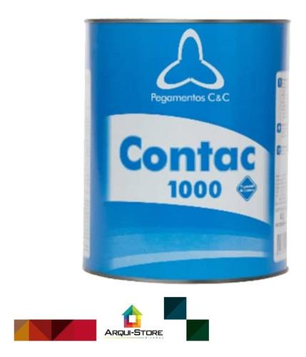 pega amarilla de contacto contac 1000 galón para formica