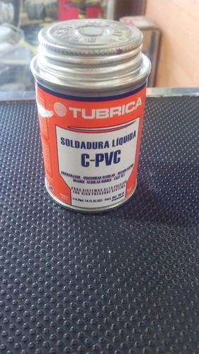 pega para tuberia c-pvc tubrica de 1/32