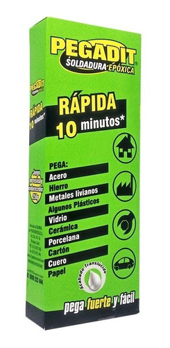 pegadit *250gr rapido pegatex ue(12)