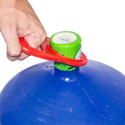pegador alça galão polipropileno garrafao agua 10/20 litros
