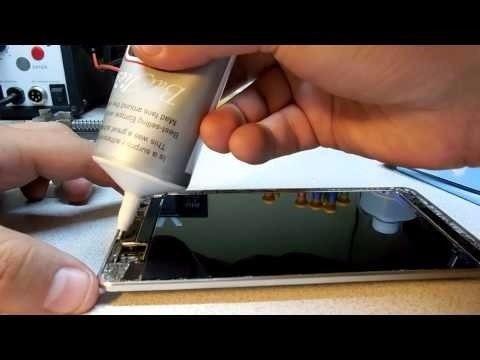 pegamento adhesivo líquido b-7000 para táctiles y pantallas