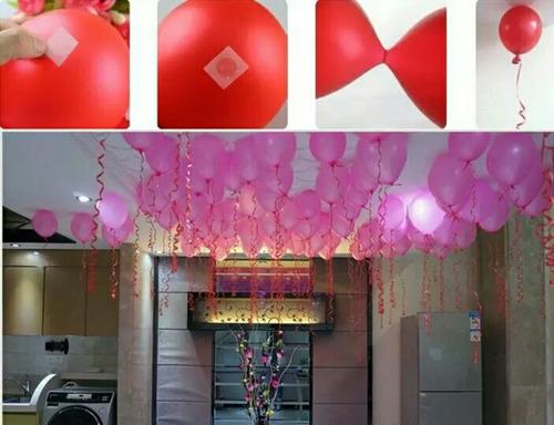 pegamento de globo: pega pega para decorar con globos