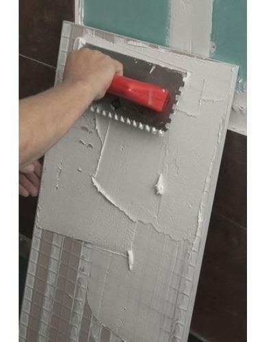 pegamento klaukol pla-k pasta para pegar sobre durlock x30k